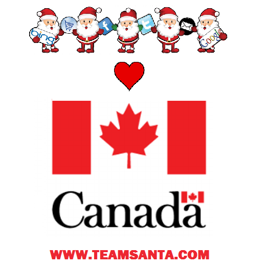 We Deliver Christmas Trees, Lights And Decorations To Canada Just Like Santa Himself