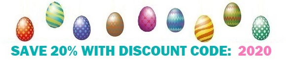 Welcome decorating enthusiasts to the Team Santa Inc. Spring Fling Easter Sale Event