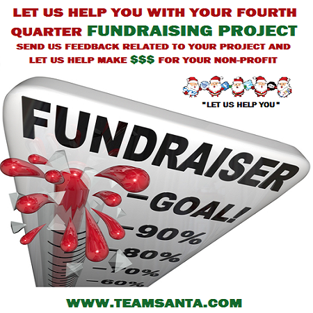Fund Raising Opportunities For The Holiday Season We Can Help Your 