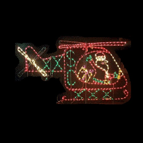 Wire Frame Christmas Yard Decorations